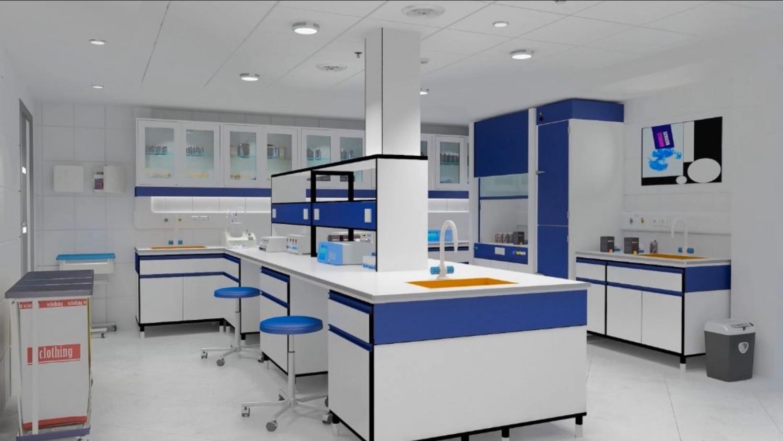 شرکت تجهیزات آزمایشگاهی